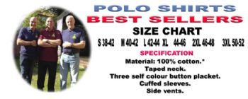 Polo Shirts Best Sellers